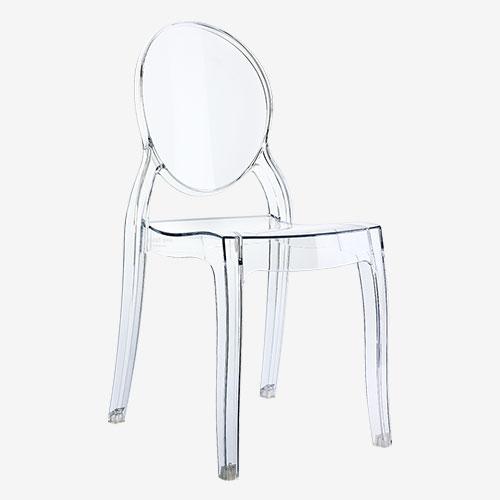 Awesome sedie plastica trasparente ideas acrylicgiftware - Sedia plexiglass trasparente ikea ...